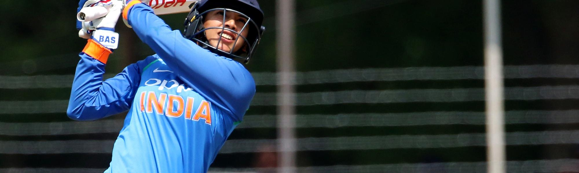 Mandhana has had an exceptional 2018 so far