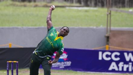 ICC World T20 Africa Qualifier A: Day One