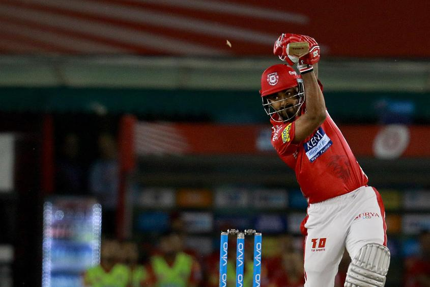 KL Rahul scored a 14-ball half-century, the fastest in IPL history