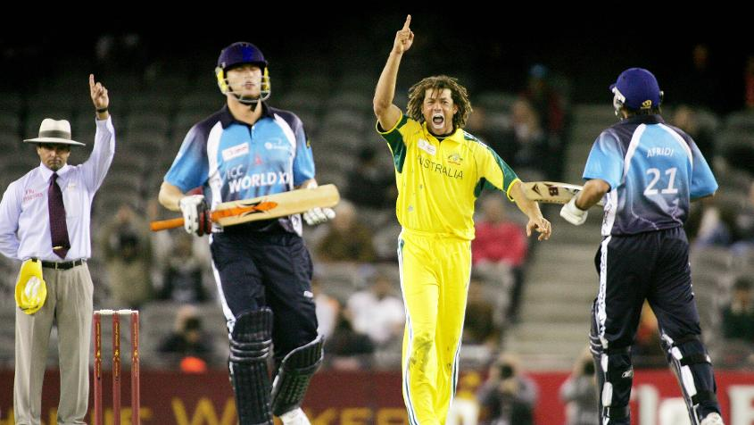 In January 2005, the ICC World XI and Asia XI played a one-day international at the MCG to raise funds for those affected by the tsunami in 2004