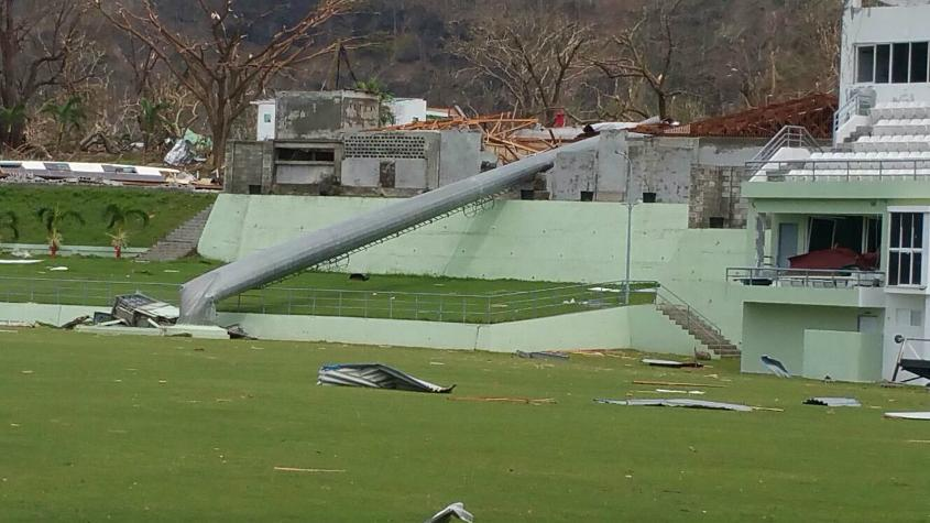 The charity match will be played  to raise funds for Caribbean cricket grounds damaged by hurricanes Irma and Marina