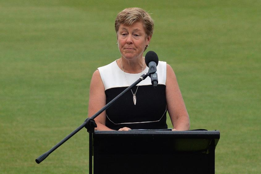 Debbie Hockley is the leading run-scorer in ODIs for New Zealand Women, and is NZC president
