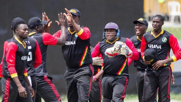 Ghana and Nigeria to take part in expanded Africa T20 Cup