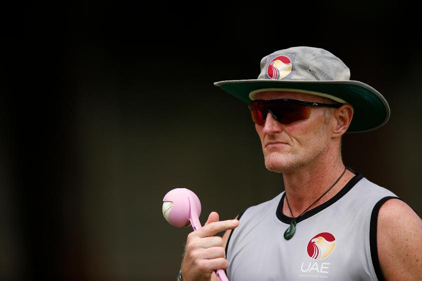 UAE coach Dougie Brown called on his team to start well