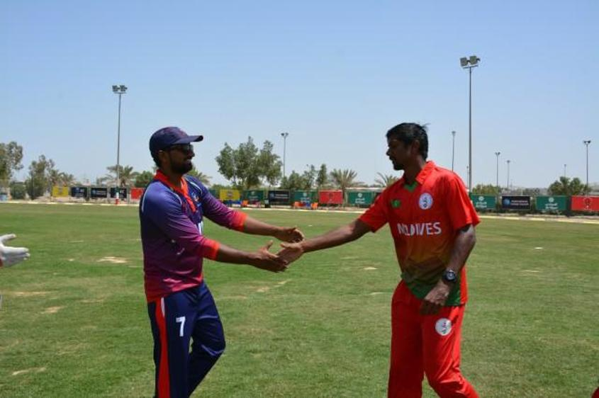 ICC World Twenty20 Asia Qualifier 'A'