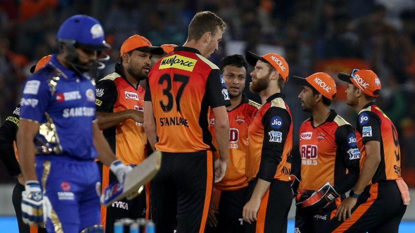 Stanlake picked up five wickets in four games for Sunrisers Hyderabad in the IPL