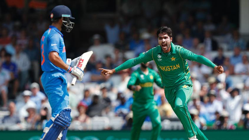 India and Pakistan will lock horns on 16 June at Old Trafford