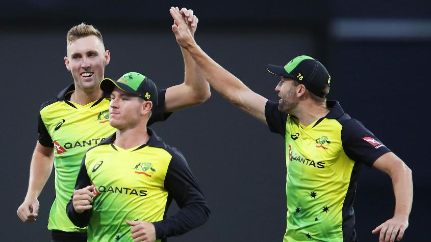 Stanlake was one of the stars of Australia's victory in the Trans-Tasman T20 Tri-Series