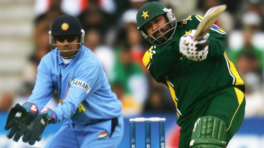 Inzamam-ul-Haq scored a crucial 41 as Pakistan prevailed in a low-scoring affair