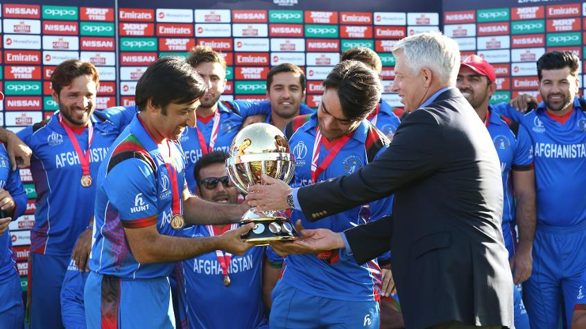 ICC replaces Champions Trophy with World T20