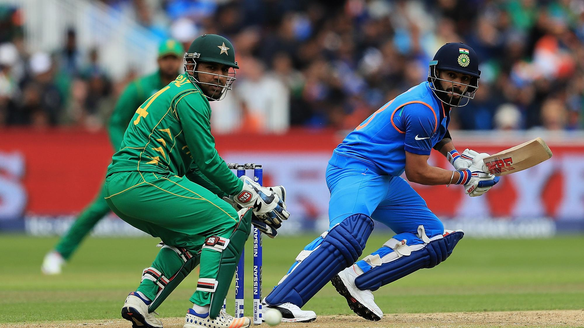 India v Pakistan in England – a look back