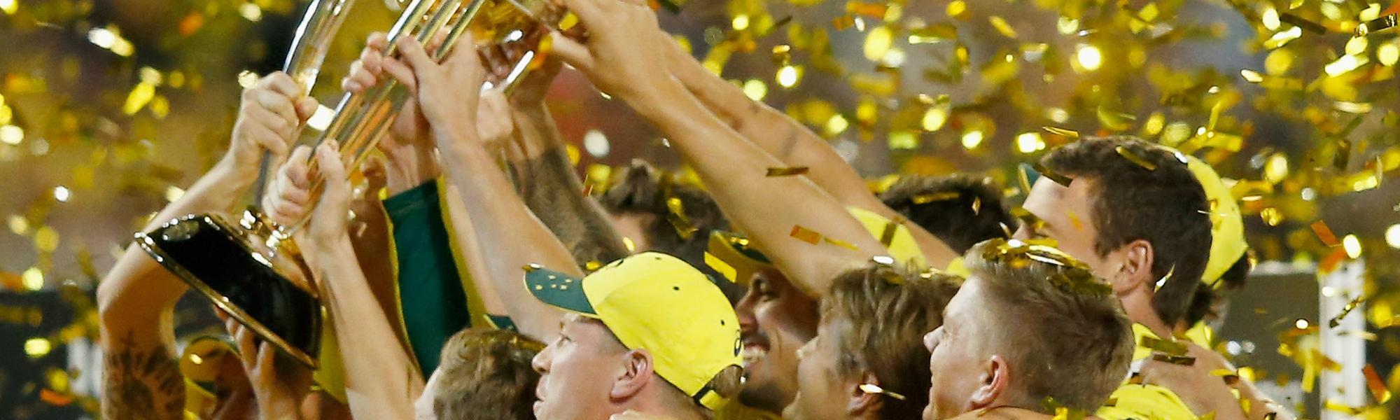 Australia - 2015 World Cup