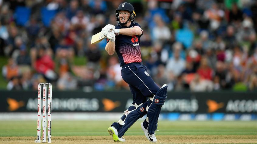 Eoin Morgan will lead the Rest of the World XI side