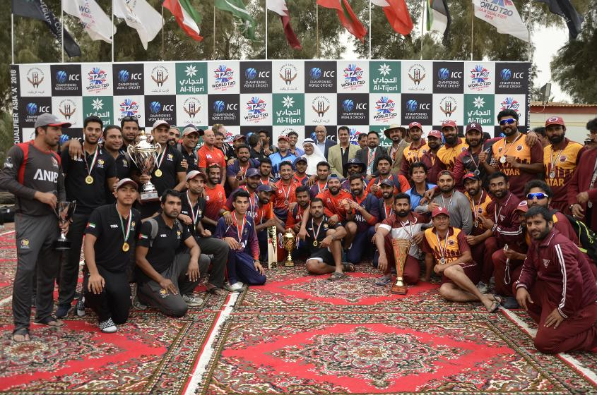 UAE, Qatar and Kuwait qualify for the ICC World Twenty20 Asia Finals