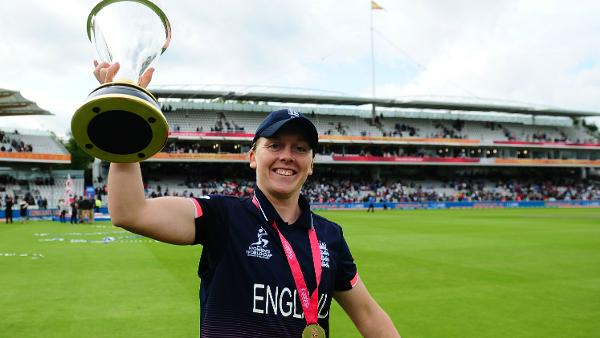 'Hope World Cup win is springboard to what could happen' – Heather Knight
