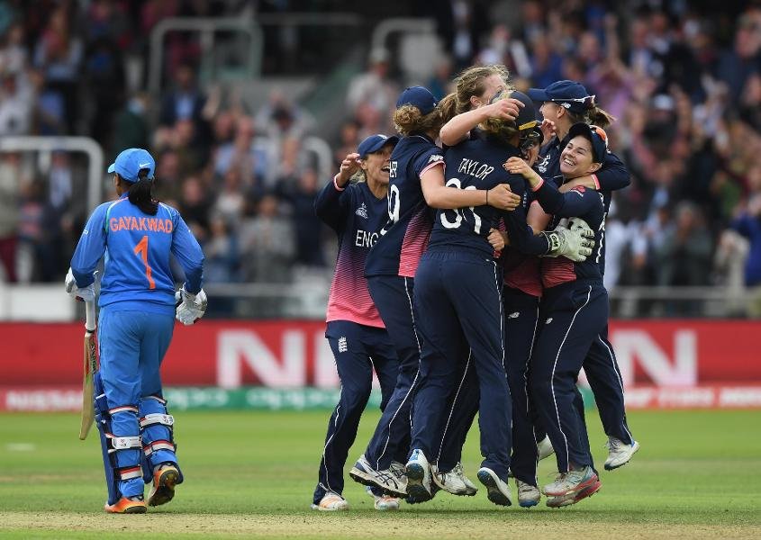 England beat India in the World Cup final by 9 runs