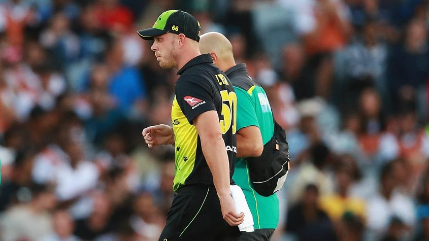 Lynn has suffered a number of major injuries, the last in the Trans-Tasman tri-series final