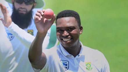 Lungi Ngidi on what it means to play for South Africa