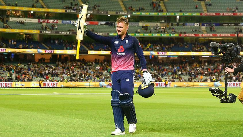 Jason Roy smashed 180 against Australia at the MCG, the highest ODI score by an Englishman