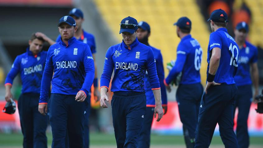 The first-round exit at the 2015 World Cup led to England changing their approach in ODI cricket