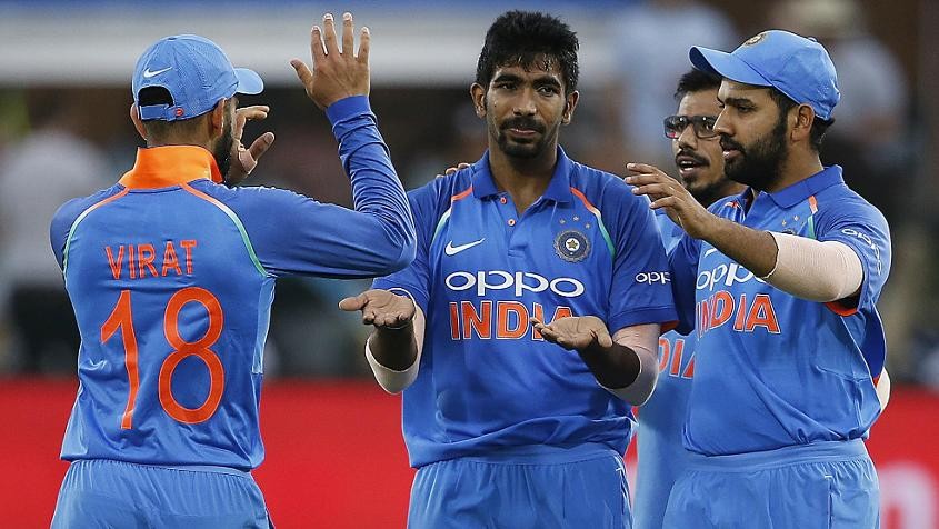 India have lost one point and are in the second place with 122 points