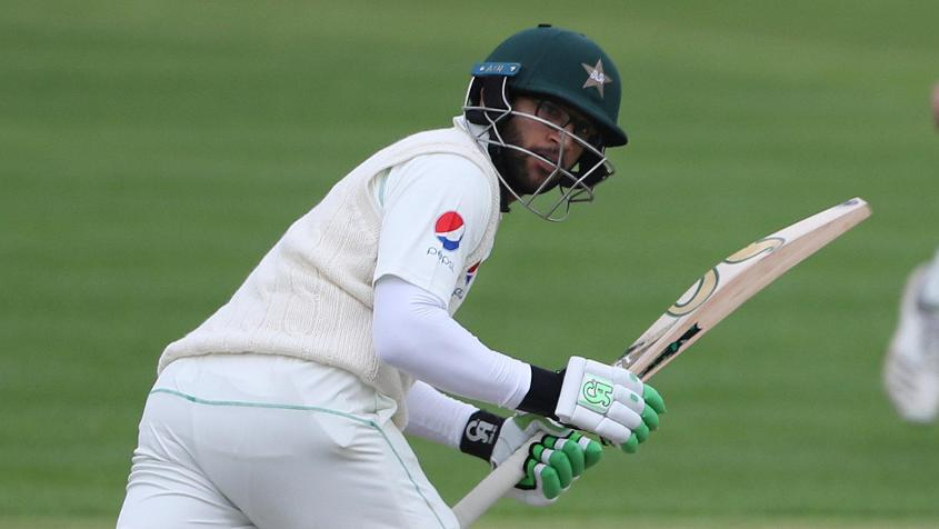 Imam-ul-Haq was impressive in the tour game against Kent