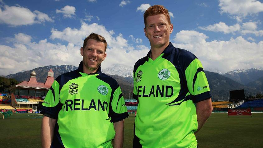 The performance of the O'Brien brothers will be crucial for Ireland's chances