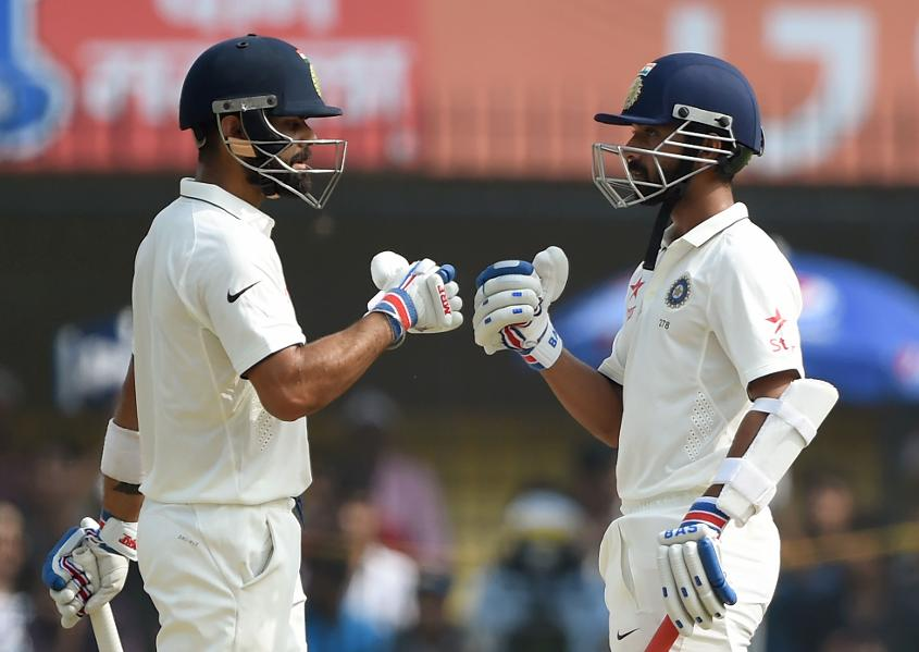 Ajinkya Rahane will take the reins from Virat Kohli