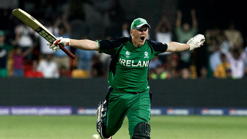 Massive moment, says Ireland skipper Porterfield ahead of debut Test
