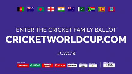CWC19: Are you in?