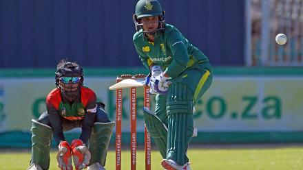 South Africa v Bangladesh, 3rd WODI