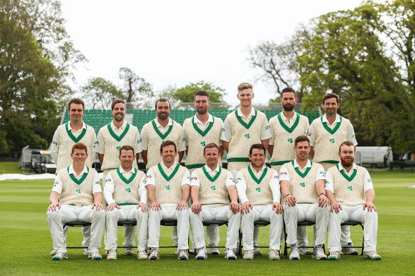 Ireland's first ever Test match was against Pakistan in May 2018