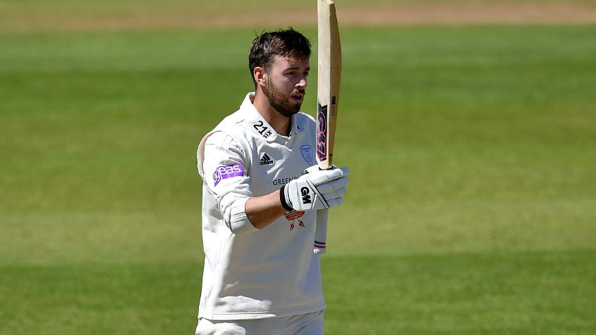 Vince gave the England selectors a timely reminder with an unbeaten 201