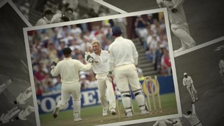 Shane Warne on his