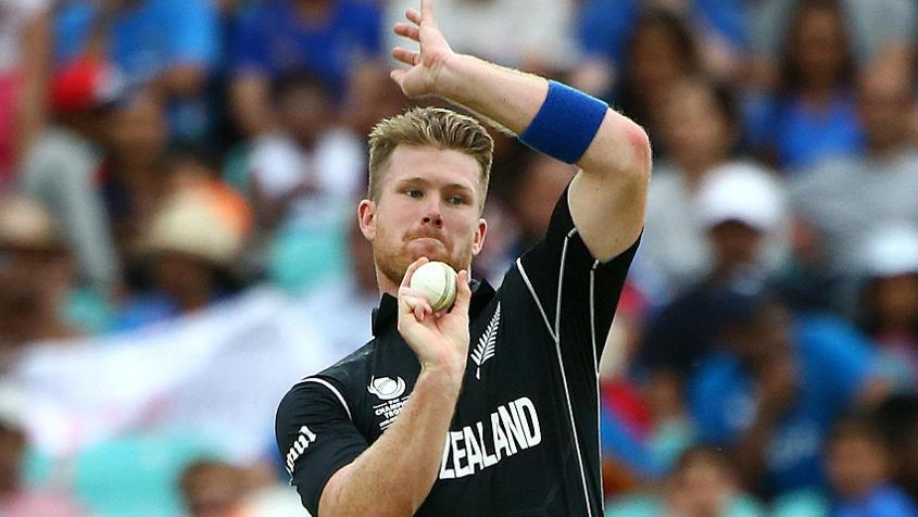 Neesham last played for New Zealand in June 2017