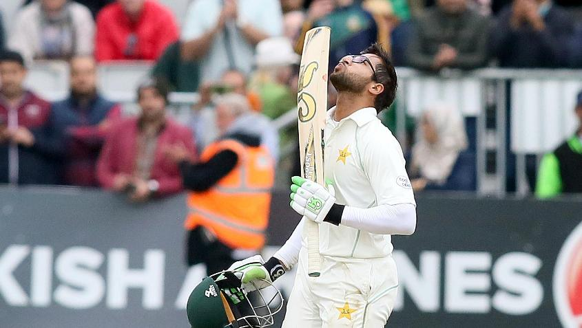 Imam-ul-Haq made his first entry into the ICC Test Player Rankings for batsmen and is ranked 113th