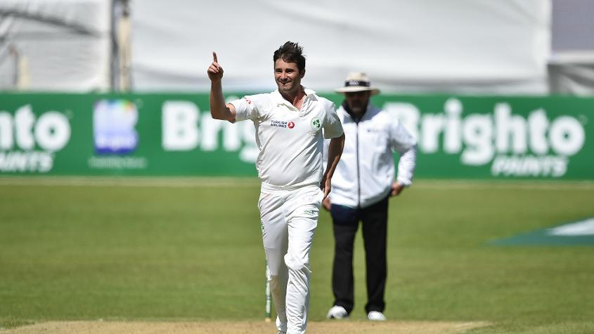 Tim Murtagh, who is ranked 67th among bowlers, is highest-ranked Ireland player
