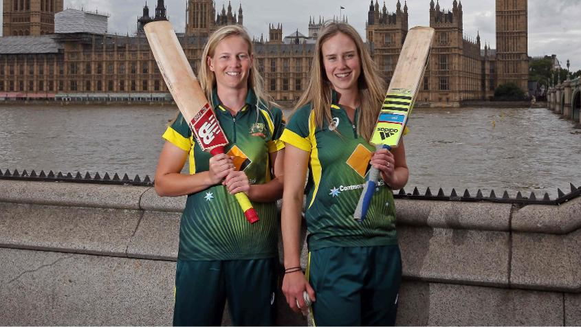 Meg Lanning and Ellyse Perry will among the big draws at the exhibition match