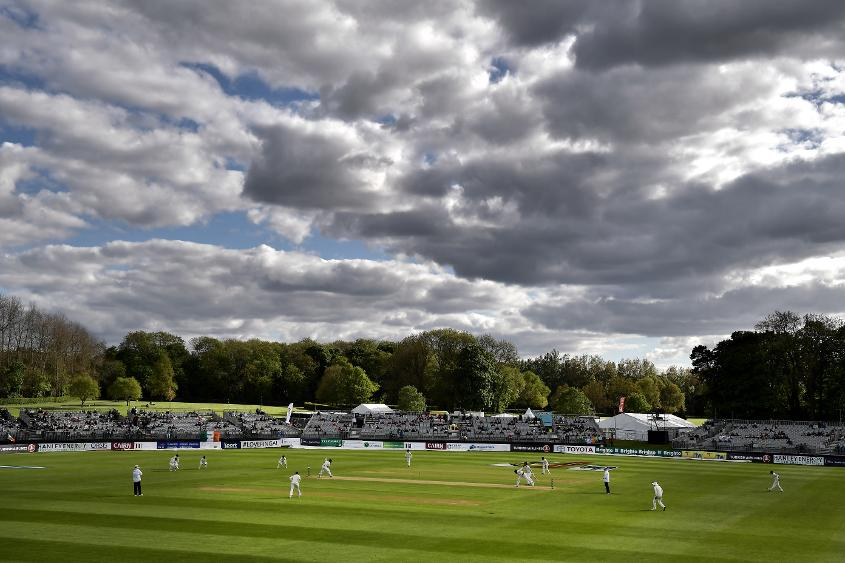 Malahide, Ireland's pop-up Test venue