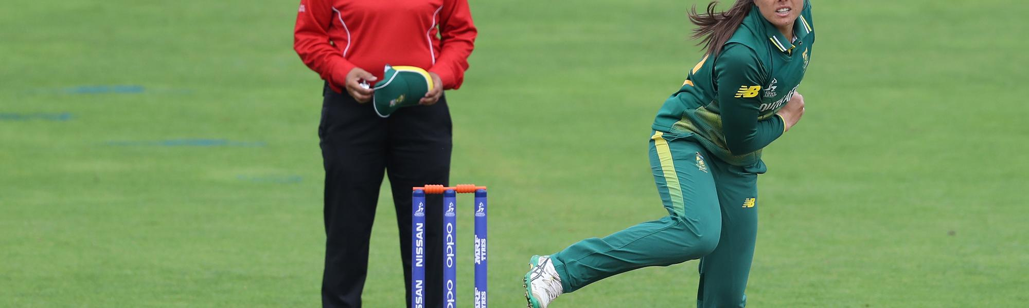 South Africa all-rounder Sune Luus