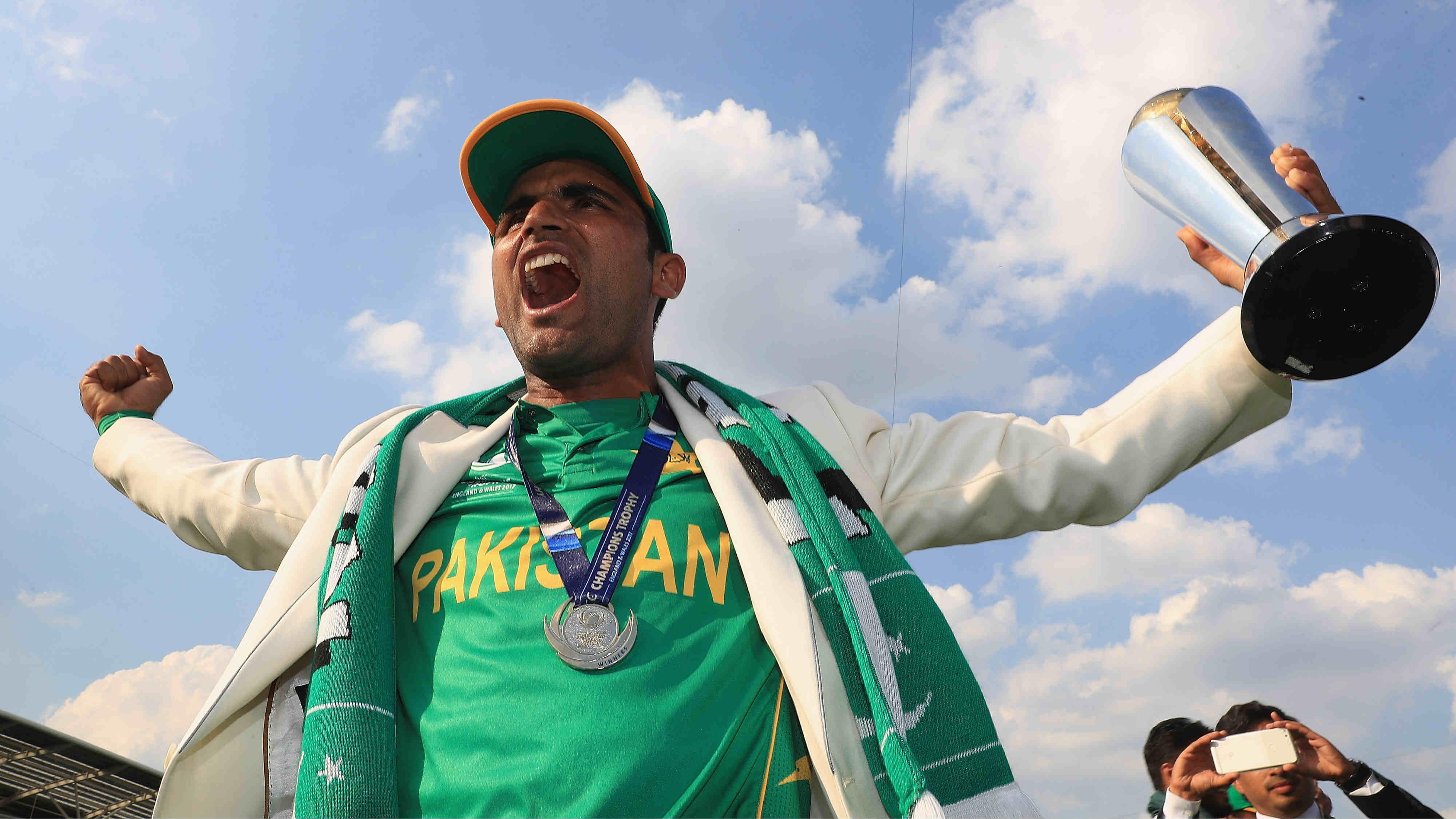 Fakhar Zaman hopes to make a mark at Lord's