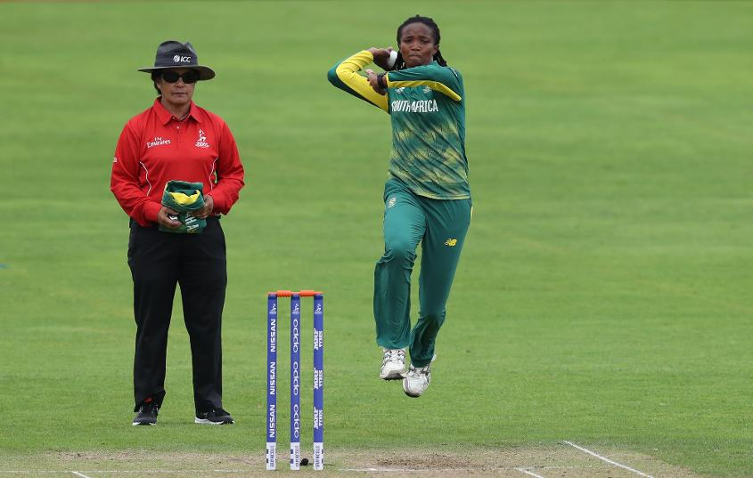 Ayabonga Khaka was outstanding with the ball, taking regular wickets to ensure Bangladesh never gathered momentum