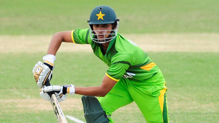Saad Ali was part of the Under-19 World Cup in 2012