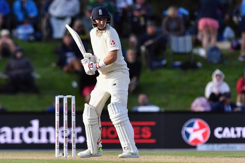 Joe Root is currently No.3 in the Test batsmen's rankings