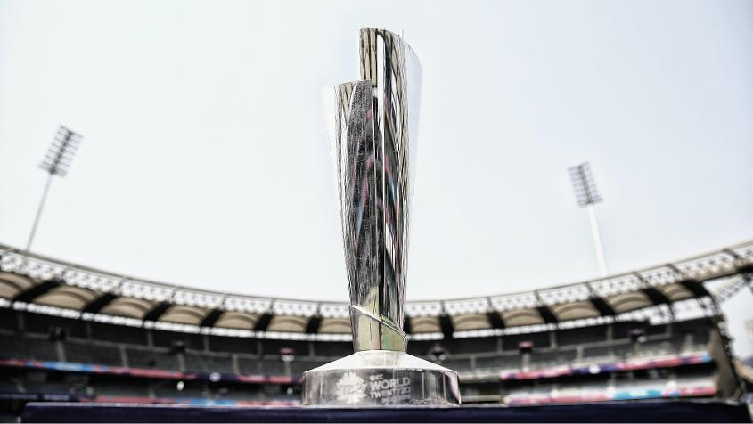 ICC Women's World T20 trophy