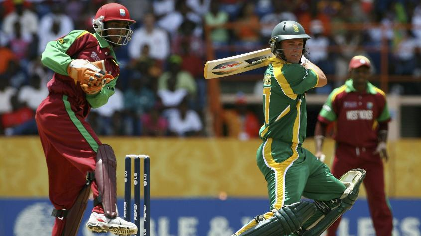 De Villiers' maiden ODI century could not have come at a bigger stage