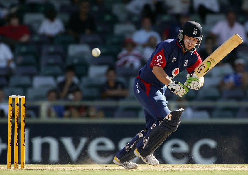 Ed Joyce made his ODI debut for England but played the majority of his career for Ireland