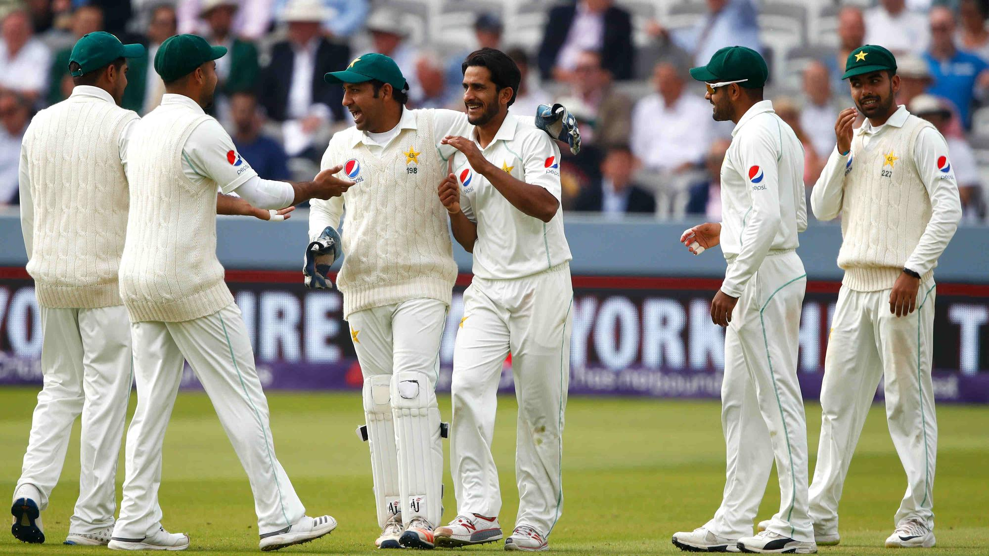 Sticking to line and length does the trick for Hasan Ali