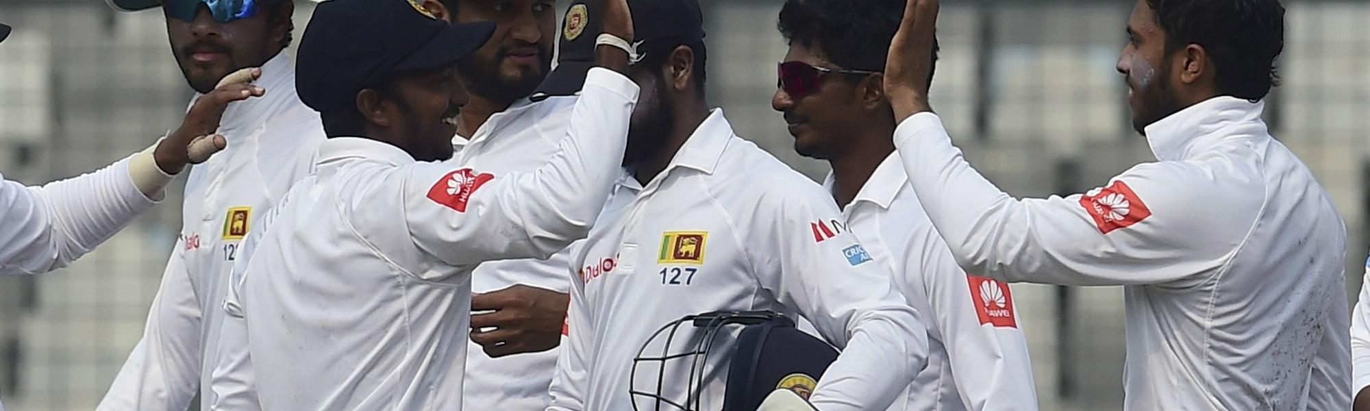 Our Test Cricket Is In Good Shape Dinesh Chandimal