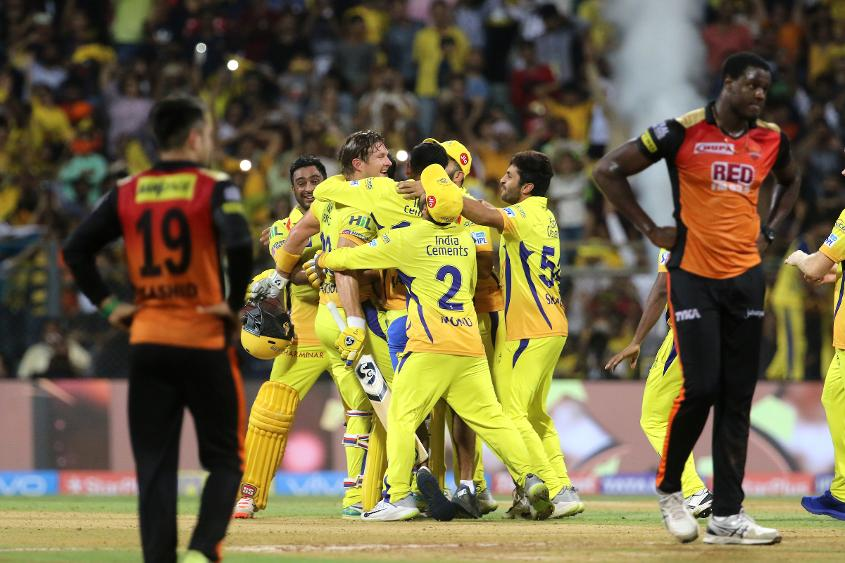 CSK won their third IPL title thanks to a Shane Watson masterpiece in the final